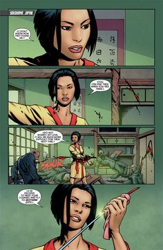 Looking forward to this comic! Batwoman, Batgirl, Tatsu Yamashiro, Spooky Empire, Film Genres, Splash Page, My Superhero, Im Batman, Dc Heroes