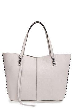 Rebecca Minkoff Regan Feed with Studs Shoulder Bag by Rebecca Minkoff\u2026