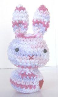 CROCHET N PLAY DESIGNS: My favorite free patterns: Love Bunnies