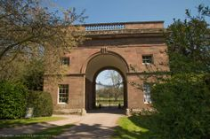 Gatehouse at Berrington Hall, #herefordshire #nationaltrust Check out the 360 degree panoramas here: http://uktripper.com/visits/berrington-hall/