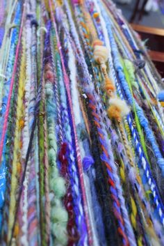 Lexi Boeger's GIANT yarn. Click through and read this amazing article!