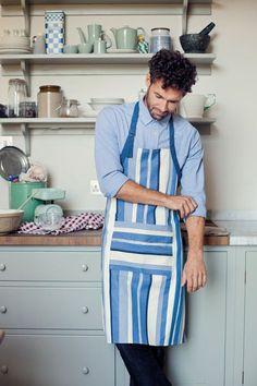 Nähanleitung Küchenschürze mit Schnittmuster › BERNINA Blog