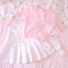 Cute tennis socks skirt