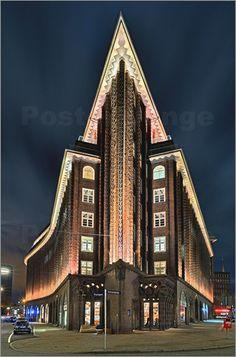 #Hamburg #Chilehaus