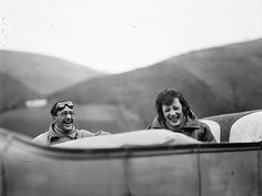 Love in the 1920s: Jacques Henri Lartigue's wife and muse - in pictures