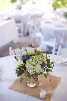 The Most Awesome Rehearsal Dinner Centerpieces of ALL Time - Wedessence Rehearsal Dinner Centerpieces, Fall Rehearsal Dinners, Dinner Table Centerpieces, Simple Centerpieces, Wedding Rehearsal, Table Arrangements, Flower Arrangements, Table Decorations, Wedding Centrepieces