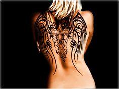 8 angel cross wings tattoo600_450