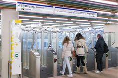 Metro Rotterdam - Mijksenaar