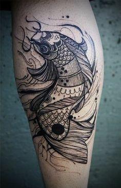 Tattoo Ideas Fish 2