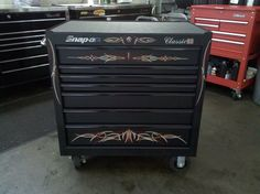 pinstriped tool boxes - Google Search