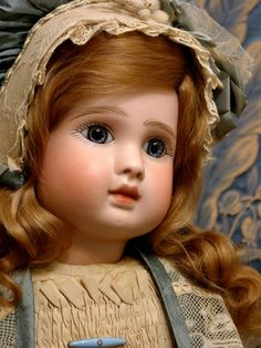 "Beyond GORGEOUS 19"" Jules N. Steiner Fre A French Bebe Antique Doll in Fabulous Couture Costume!"