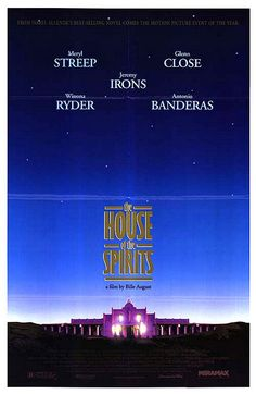 The House of Spirits. Bille August