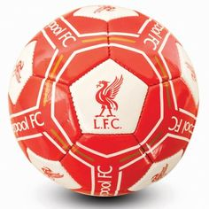 8bba1e744 Fantastic looking 32 panel, size 5 Liverpool football in the club's colours  and featuring the club crest. FREE DELIVERY on all of our gifts