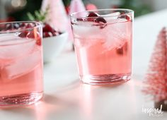 Jingle Juice Holiday Punch is an delicious and easy-to-make punch that's perfect for Christmas or any holiday party.