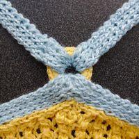 Elvesztetted a fonalat? Itt megtalálod! Kézimunkasuli: Csipkemintás kötött top Crochet Necklace, Accessories, Fashion, Moda, Fashion Styles, Fashion Illustrations, Jewelry Accessories