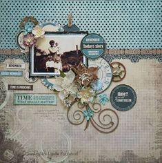 Image result for kaisercraft scrapbooking layouts on pinterest