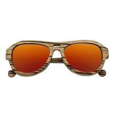 Earth Wood Sunglasses Clearwater 046rz