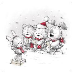 #Teddy Christmas (Chris Gaisey)