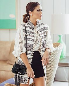 Girl Fashion, Fashion Outfits, Womens Fashion, Fashion Trends, Stylish Outfits, Cool Outfits, Fashion Corner, Look Chic, Looks Style