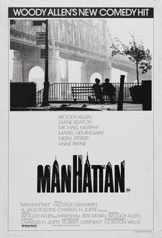 Manhattan- Woody Allen