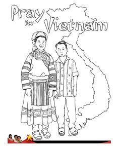 Hmong people use story cloths to tell the story of their