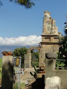 Tindari, Italy. Another time... another world