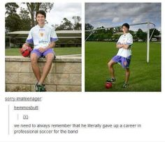 Everyone always forgets this...I love Calum Hood