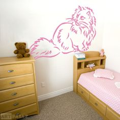 cat decoration for your child's room