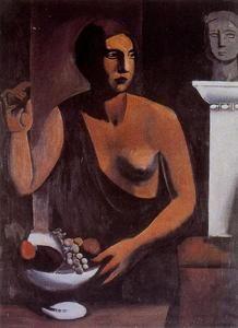 Mario Sironi - Venus