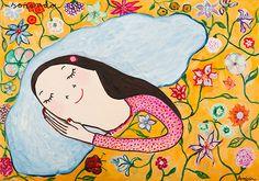 """Soñando"" de Eva Armisen."