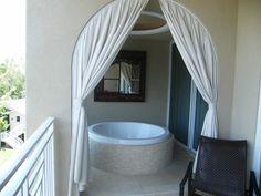 our bath tub in the Keys!!!