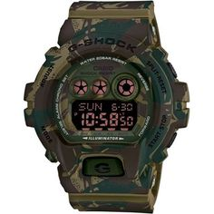 Shop men's and women's digital watches from G-SHOCK. G-SHOCK blends bold style with the most durable digital and analog-digital watches in the industry. Casio G Shock Watches, Sport Watches, Cool Watches, Watches For Men, Wrist Watches, Men's Watches, Luxury Watches, Casio G-shock, Casio Watch