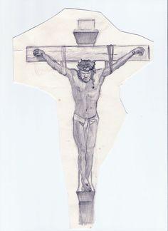 #십자가,#예수,#예수그림,#예수드로잉