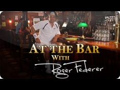 Jimmy Fallon: At the Bar with Roger Federer  - Late Night with Jimmy Fallon