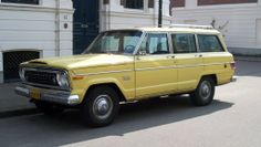 Jeep Wagoneer - 1978