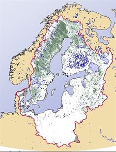 Wetlands in the Baltic Sea drainage basin (BALANS)