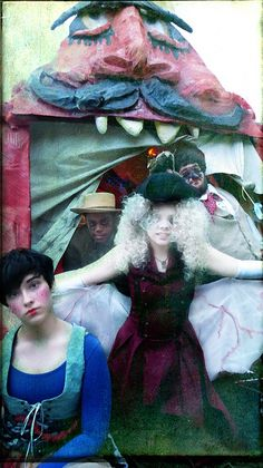 """Freaks and a Bob 
