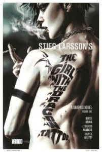 The Girl With the Dragon Tattoo Graphic Novel Due in November