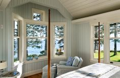 Grand View Cottage, Boothbay Harbor, Maine | Whitten Architects
