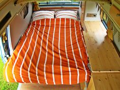Bed vw T3