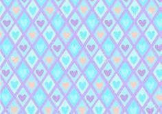 hojas decoradas de color lila - Buscar con Google