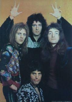 Freddie Mercury & Queen