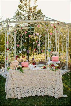 Mini wedding no campo.