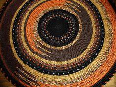 """Текстиль, ковры ручной работы. Ярмарка Мастеров - ручная работа Ковер """"Привал на Великом шелковом пути"""". Handmade."""