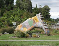 paradis express: Taihape, NZ