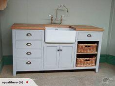 Freestanding Kitchen Sink Furniture