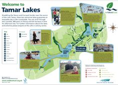 Walks in Cornwall, Devon and on Exmoor. Explore our nature trails, footpaths, woodlands and lakes by foot, don't forget to bring your dog too. Round Lake, Devon And Cornwall, Family Days Out, River Walk, Us Map, West Lake, Activity Centers, Back In Time, Stunning View