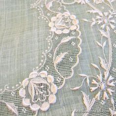 Exquisitely Fine Detailed Embroidery – Can You Guess? – NeedlenThread.com