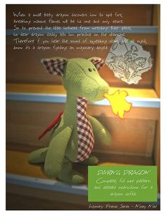 Frontpage Daring Dragon pattern by Nosey Nest, via Flickr