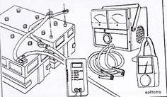 Machine Parts: How one test Generator Alternator? Machine Parts, Diagram, Diy Crafts, Make Your Own, Homemade, Craft, Diy Artwork, Diy Crafts Home